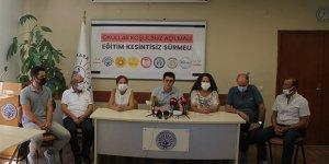 Ankara Tabip Odası: Gerekirse eğitim 7 güne yayılmalı