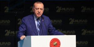 Erdoğan: 2023 hedeflerine adım adım yaklaşıyoruz