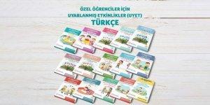 MEB'den özel öğrenciler için Türkçe Dersi Uyarlanmış Etkinlikler Seti
