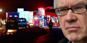 Hz. Muhammed'e hakaret eden karikatürist trafik kazasında yanarak öldü