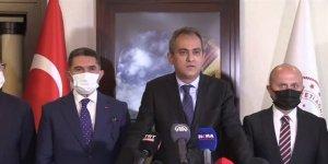 Bakan Özer: Maksimum 3 okulumuz aynı hafta içinde kapatıldı