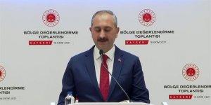Bakan Gül: Yargı mensuplarına ilave terfi verilmesi üzerinde çalışıyoruz