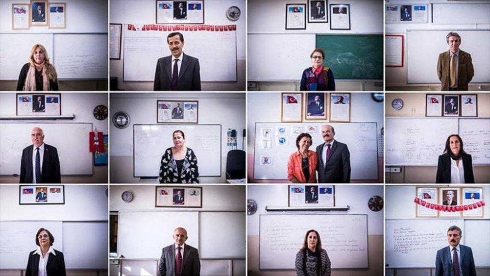 Eğitimin 40 yıllık çınarları