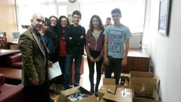 Bahçelievler Anadolu Lisesi, Bayırbucak Türkmenleri, Destek