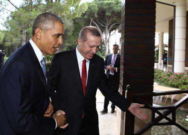 erdoğan obama zirvesi