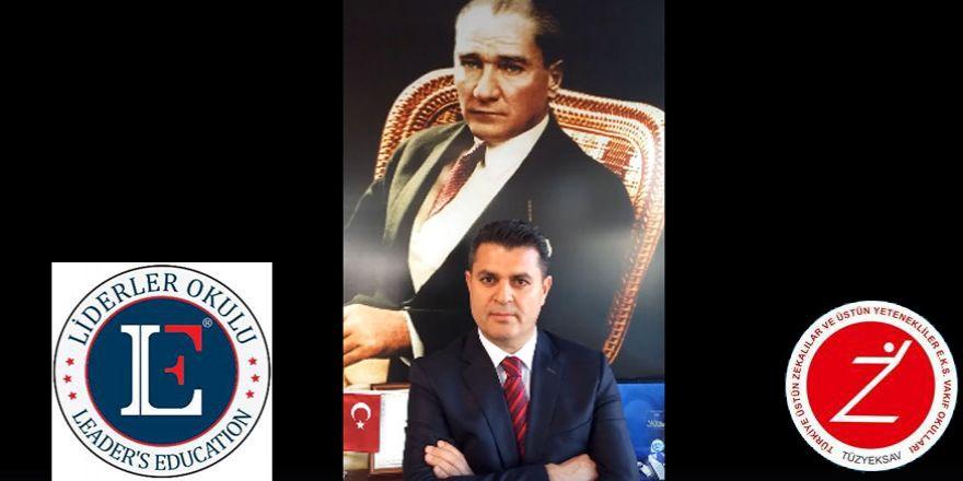 Erdal Kiziroğlu - TÜZYEKSAV Liderler Okulları - Öğretmenler Günü Mesajı