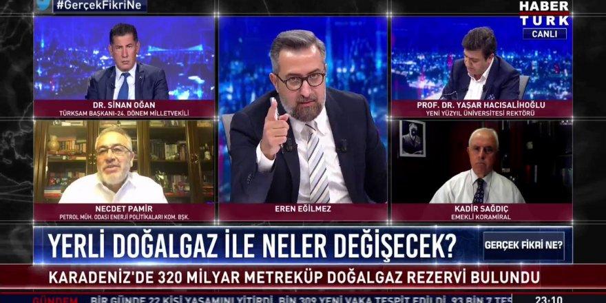 Necdet Pamir ile Yaşar Hacısalihoğlu'nun tartışması