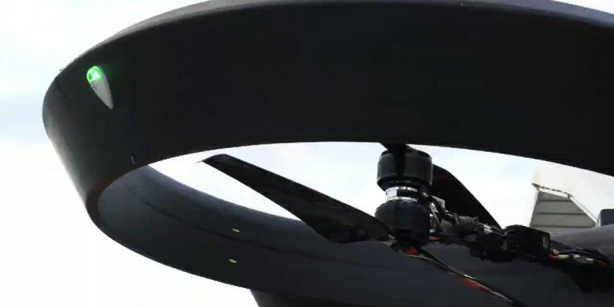Milli uçan araba Cezeri, ilk uçuş testlerini tamamladı