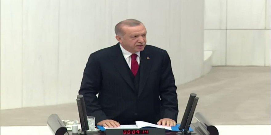 Erdoğan: Dünyaya söyleyecek çok sözümüz var