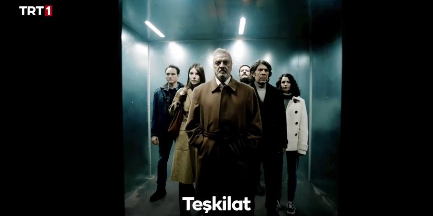 #Teşkilat 7 Mart Pazar akşamı TRT1'de
