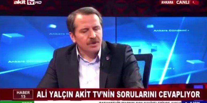Ali Yalçın, Ücretli Öğretmenler Yerine #Ek40BinAtama İstedi