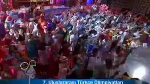 8. Türkçe Olimpiyatları Tanıtım Filmi