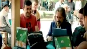 Cem Yılmaz Yeni Türk Telekom Reklam Filmi 2012