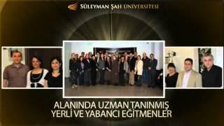 Süleyman Şah Üniversitesi Tanıtım Filmi