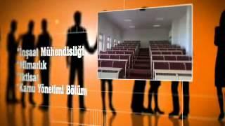 Avrasya Üniversitesi Tanıtım Filmi