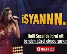 Ayda Mosharraf - İsyan - O Ses Türkiye