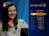 18 yaşında 125 bin lira kazanan yarışmacı